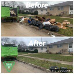 kenosha junk removal, junk pickup in kenosha, junk removal service